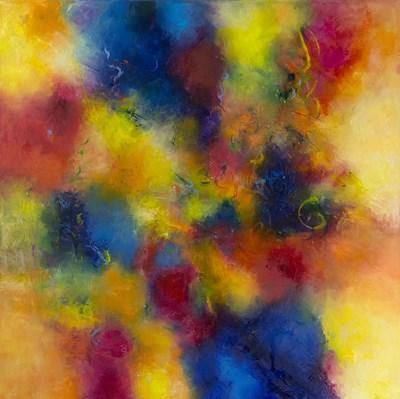 Joy Spreads Art Print by Pippin