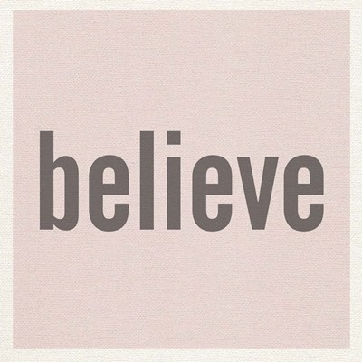 Pink Believe