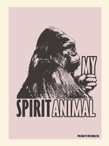 Spirit Animal Gorilla