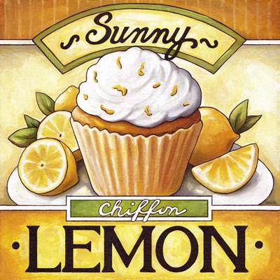 Cupcake Sunny Lemon Chiffon