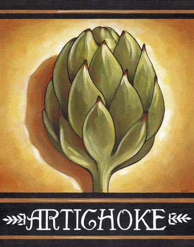 Market Sign Artichoke