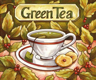 Tea Time Green Tea