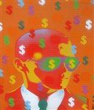 Cash Rules Art Print