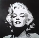 Hollywood icon Art Print