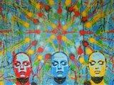 Kaleidoscope Dreamers Art Print