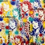 L.A. Woman Art Print