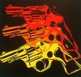 Pop Gun 1 Art Print