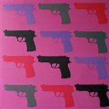 Shooter Art Print