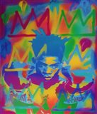 King Samo Art Print