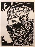 Bandana Man Art Print