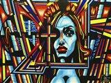 Face The Faith Art Print