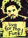 Live For The Funk Art Print