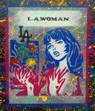 L.A. Woman 3 Art Print