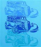Muscle Car 2 Art Print