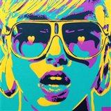 Pop Star 2 Art Print