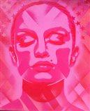 Skin Deep Pinks Art Print