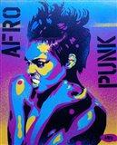 Afro Punk 2 Art Print
