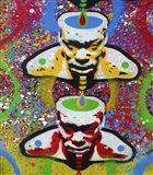 Brain Soup 1 Art Print