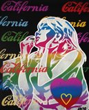 California Love 1 Art Print