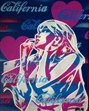 California Love 2 Art Print