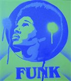 Afro Funk Art Print