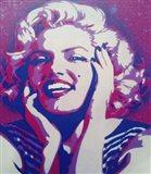 Hollywood Icon 2 Art Print