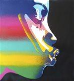 Kiss Rainbow 2 Art Print