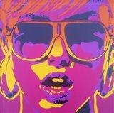 Pop Star 4 Art Print