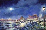 New Orleans Riverfront Art Print