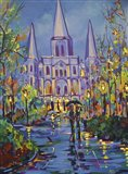 New Orleans Romance Art Print