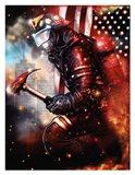 Hero I Art Print