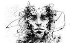 Inkface Art Print