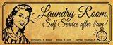 Laundry 2 Art Print