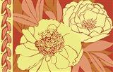 Color Bouquet II Art Print