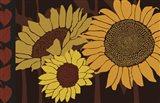 Tournesol III Art Print