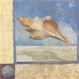 Ocean Beauties III Art Print