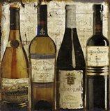 Wine Samples of Europe II Art Print