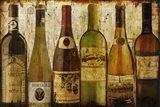 Wine Samples of Europe III Art Print