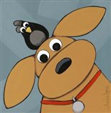 Bird Dog Art Print