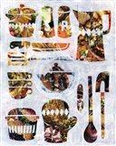 Kitchen Collection Art Print