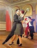 Dance with me Art Print