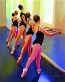 Ballet Dance Art Print