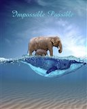 Impossible Possible Art Print