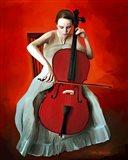 Play Music Art Print
