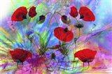 Color Explosyion 2 Art Print