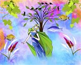 Nature And Color Art Print