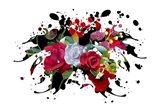 Explosion 4 Art Print