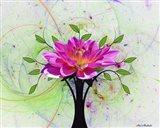Flower Tree Art Print