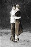 Lover Dance Art Print