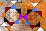 Geometry 4 Art Print